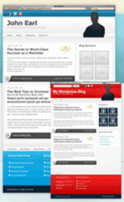 Product picture Wordpress Theme For Internet Marketers