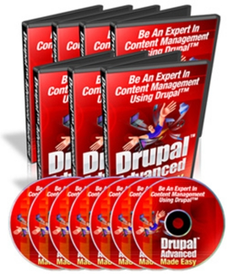 Product picture Drupal Advanced Made Easy