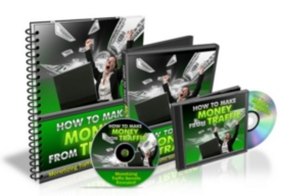 Product picture How To Make Money From Traffic - Masters Edition