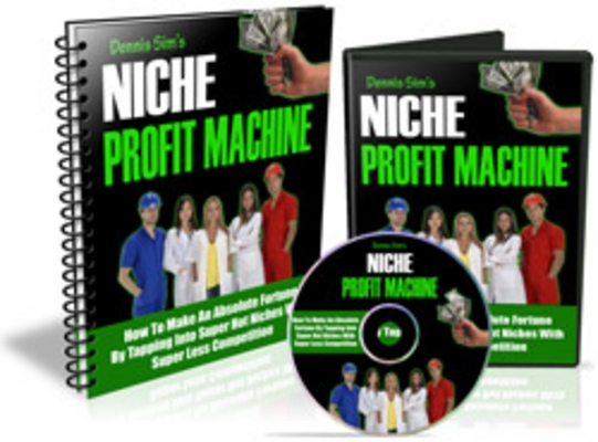 Product picture Niche Profit Machine