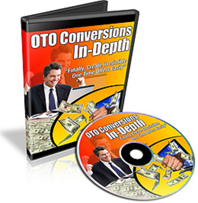 Product picture OTO Conversions In-Depth - Videos -