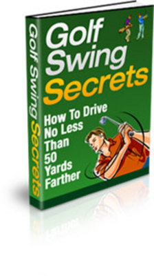 Product picture Golf Swing Secrets