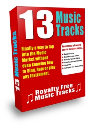 Product picture 13 Music Sound Tracks