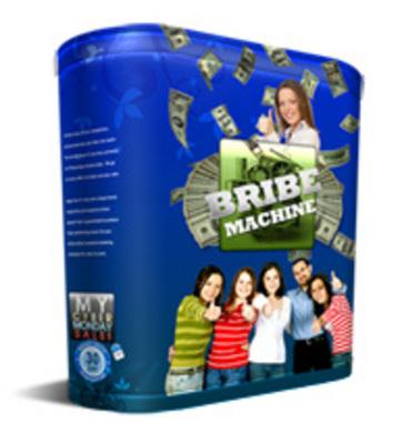 Product picture StumbleUpon & Digg Bribe Machine